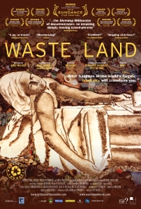 Poster for the movie Waste Land