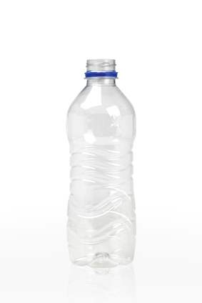 Disposable Bottles of Water