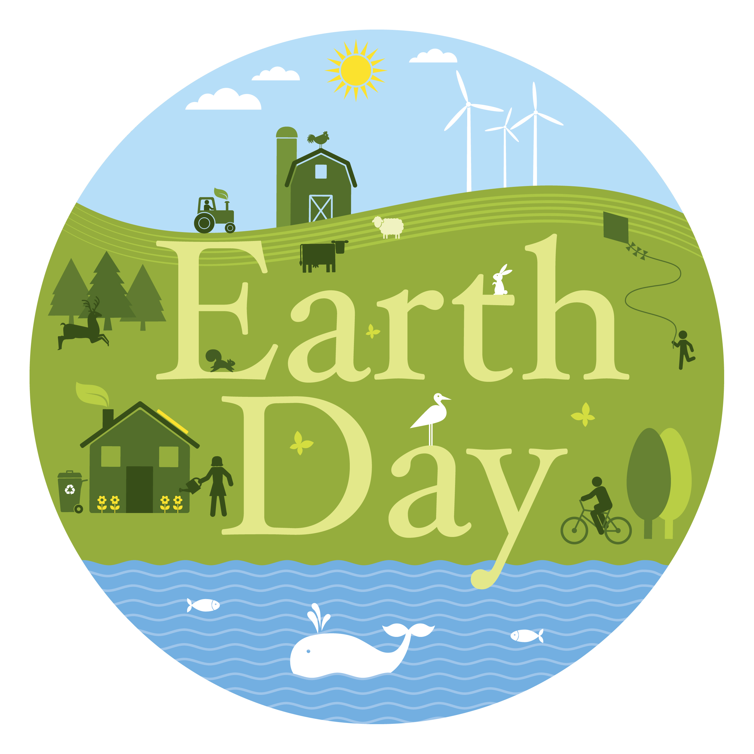 The World International Earth Day 2016