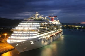 carnival Magic in Montego Bay, Jamaica