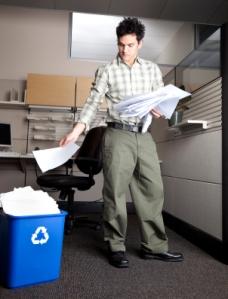 Office waste (iStock16085055)