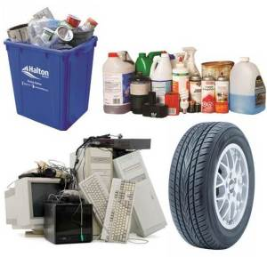 New waste management legislation could impact Ontario's Blue Box, household hazardous waste, electronic waste, and tire recycling programs.