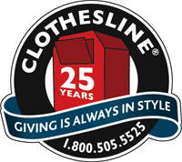 Diabetes Foundation - Clothesline Logo