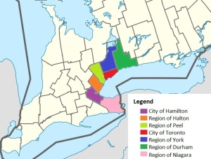 "Seven ""golden horseshoe"" municipalities in Ontario are encouraging residents to ""recycle more"""