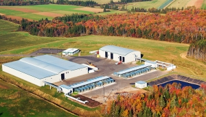 IWMC's central composting facility