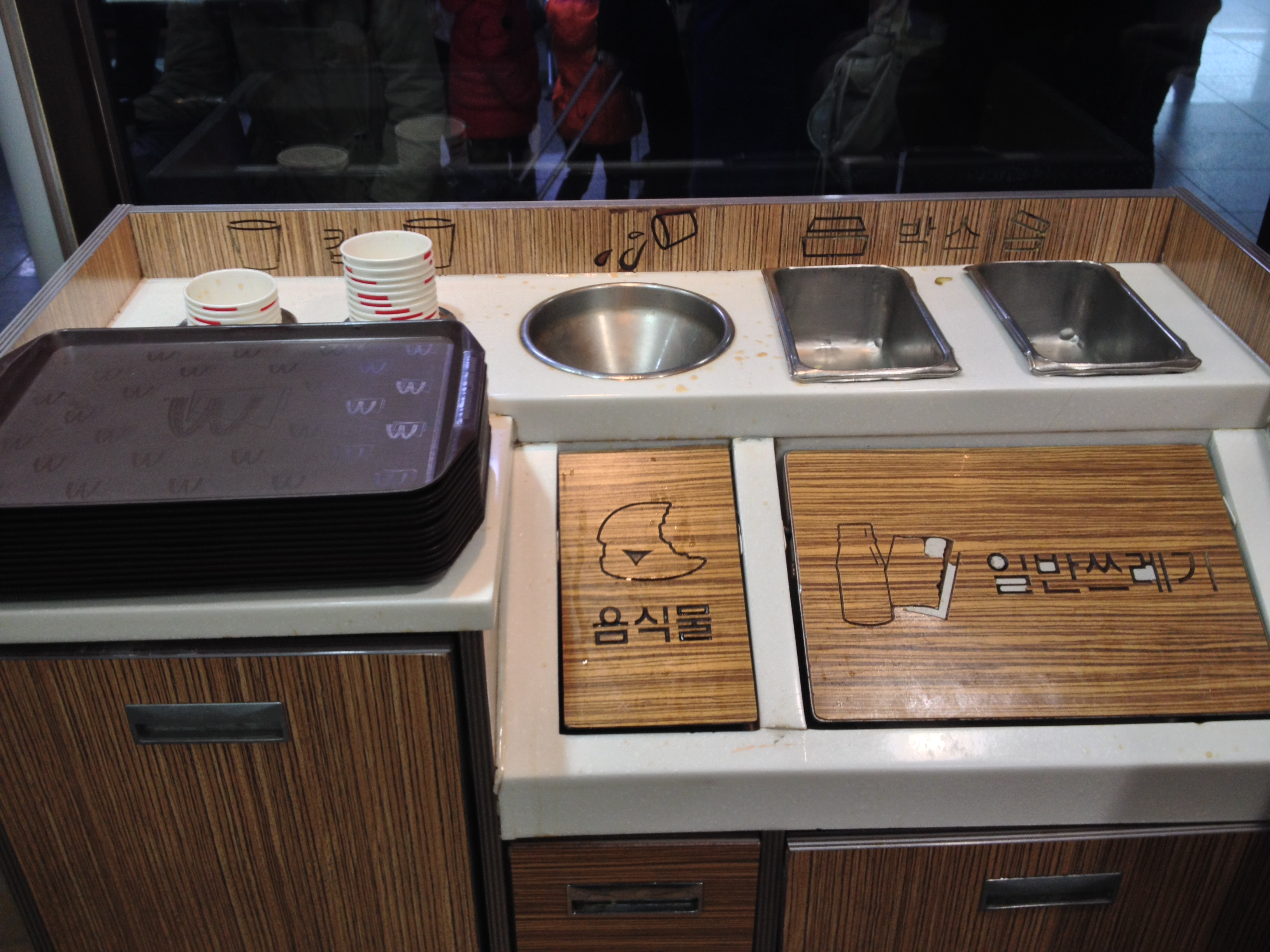 Costco Garbage Disposal >> Travelogue – South Korea | HaltonRecycles